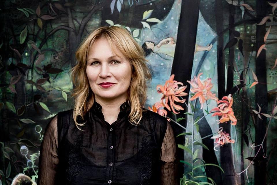 Trude Hisdal, åpner kvinnedagen 8.mars